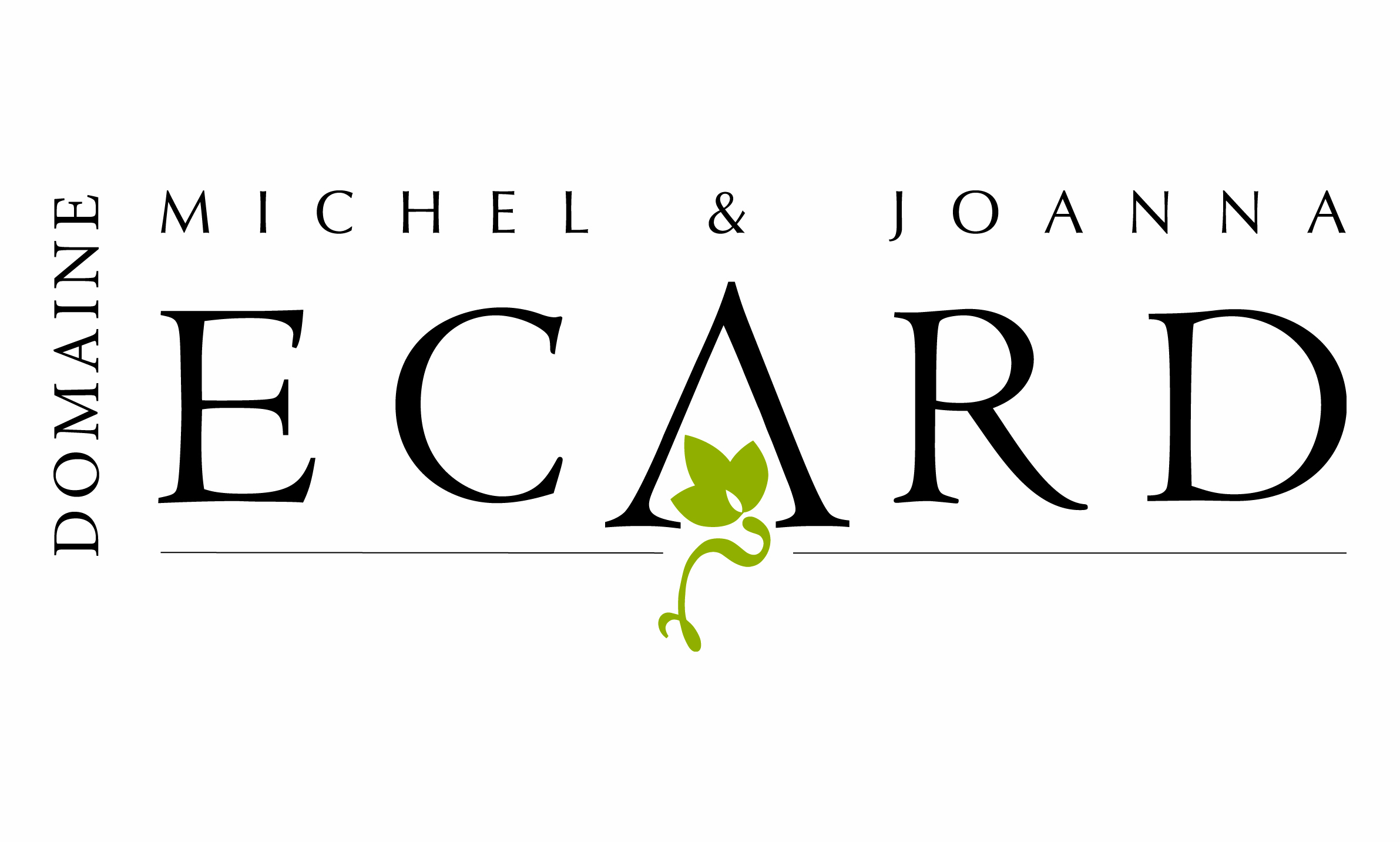 Domaine Michel et Joanna Ecard